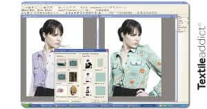 mapping et simulation textileaddict