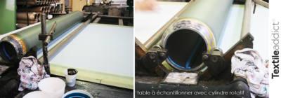 table a echantillonner textileaddict