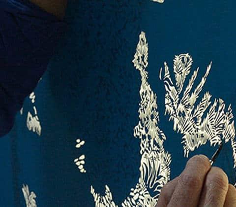 gravure des cadres_textileaddict