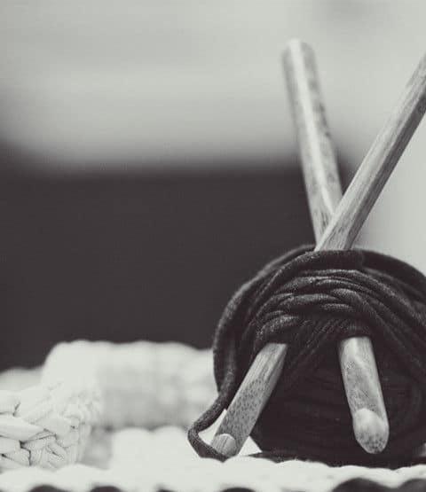 pojnts de base en tricot textileaddict