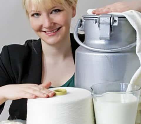 fibre de lait_TextileAddict