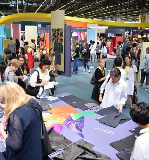 salons professionnels textile textileaddict