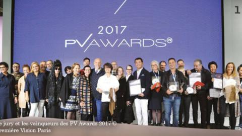 premiere vision paris PV awards septembre 2017 textileaddict