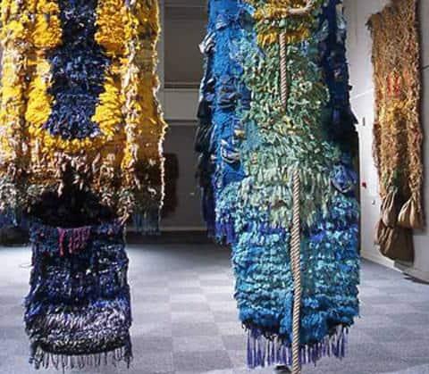 La tapisserie francaise du XXe siecle a aujourd'hui textileaddict