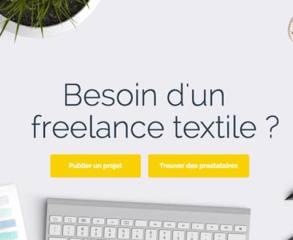 TextileAddict Freelance, la premiere plateforme pour les freelances textile