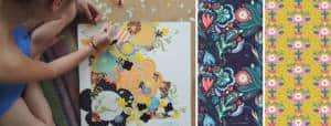 Comment nourrir sa creativite creation motif textileaddict