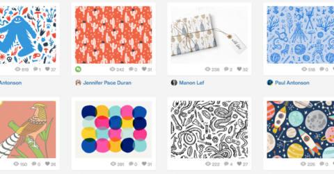 De l art a la maniere quelles solutions pour presenter et vendre vos motifs textile textileaddict