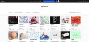 Portfolio en ligne textileaddict
