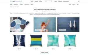 Sites marchands d impressions a la demande (POD) textileaddict