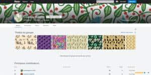 groupes de Tendances en ligne TextileAddict
