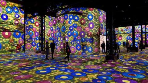 En immersion dans l'oeuvre de Gustav Klimt_textileaddict