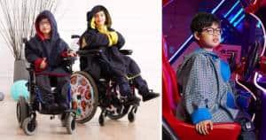 mode et handicap_les loup bleus et kiabi_Textile addict