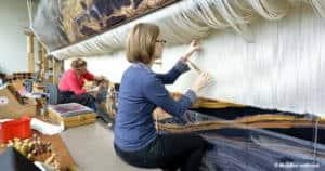 Le tapis a travers l histoire de la Fabrique de la Savonnerie_textile addict
