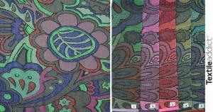 Choisir des couleurs pour un motif tisse_Textile Addict