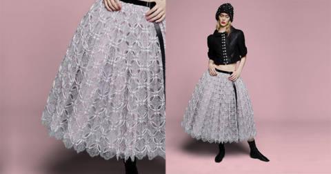 La Haute Couture en mode dentelle_Textile Addict