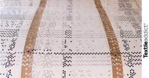 Lisage et piquage, la preparation des carttons Jacquard _Textile Addict