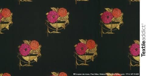 Quels sont les motifs Jacquard du debut du XXe siecle_Textile Addict 2