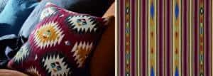 Tendance mexicaine motifs azteques_Textile Addict