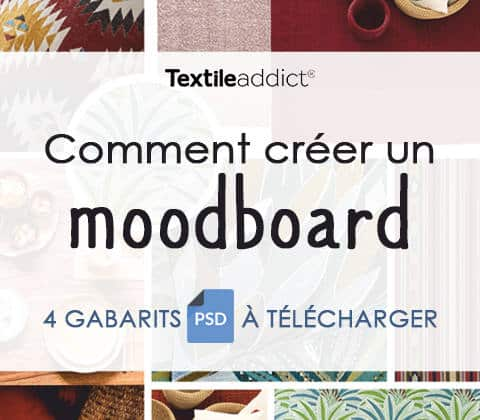 comment creer un moodboard_Textile Addict