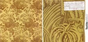 motifs Jacquard du debut du XXe siecle 2_Textile Addict