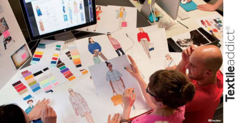 Chasseurs de tendances - les bureaux de style et influenceurs 2.0 _Textile Addict