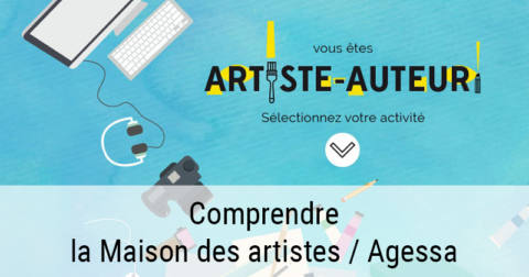 Maison des artistes Agessa j'y comprends rien mais je veux tout savoir_Textile Addict