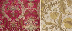 Tendance Baroque Venise s'invite dans la deco_Textile Addict