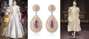 Tendance Baroque Venise s'invite dans la mode _Textile Addict