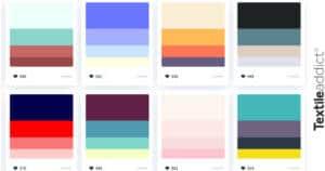 Comment composer une gamme de couleurs_Textile Addict