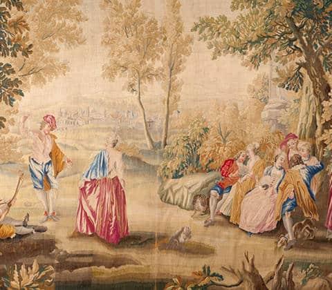 L'histoire de la tapisserie d'Aubusson_Textile Addict
