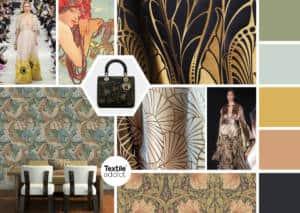 Tendance Art Nouveau - Alphonse Mucha toujours nouveau_Textile Addict