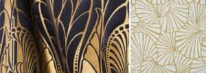 Tendance Art Nouveau motif tissu 2019_Textile Addict