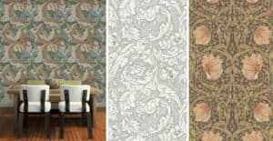Tendance Art Nouveau papier peint 2019_Textile Addict