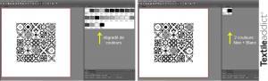 la reduction de couleurs_TextileAddict