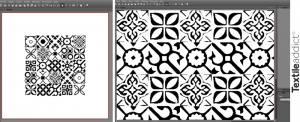 la repetition du motif_TextileAddict