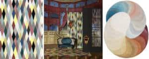 tendance cirque deco_Textile Addict