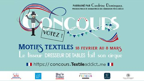 Concours Textile Addict votez
