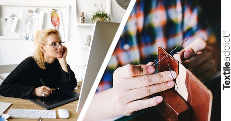 Polyactivite des freelances textiles - gerer creation et vente de produits