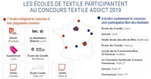Concours Textile Addict_ecoles de textile