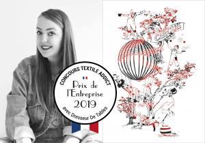 Prix de l'entreprise - Juilie Brilli_TextileAddict