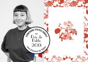 Prix du Public - Jeanne Guillet_TextileAddict