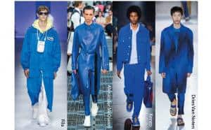 tendance homme bleu electrique_TextileAddict