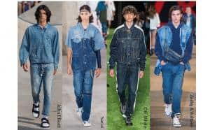 tendance homme total look denim_TextileAddict