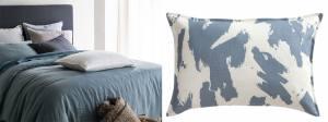 TENDANCE WABI-SABI linge de lit coussin_TextileAddict