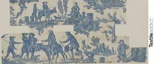 motif toile de jouy fables_TextileAddict