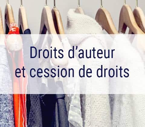 droits auteur cession de droits_TextileAddict