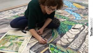 trace carton tapisserie aubusson_TextileAddict