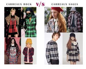 mode motifs hiver 2019 2020 carreaux_TextileAddict