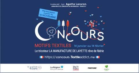 concours Textile Addict preinscription