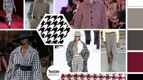 tendance pied de poule _TextileAddict